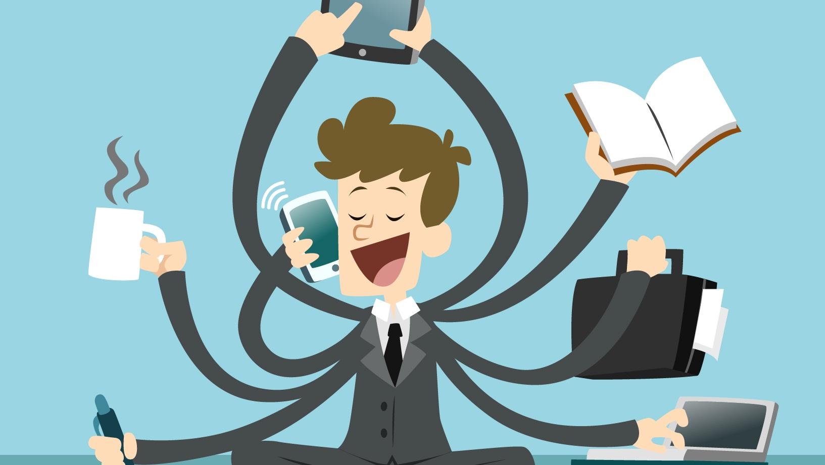 Como ser mais produtivo no trabalho